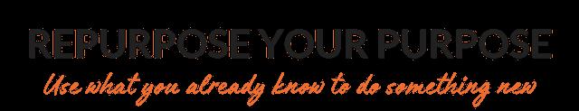 Repurpose your Purpose logo