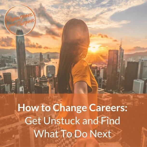 HOW TO CHANGE CAREERS: Networking as a Career Changer