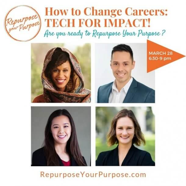 Tech for Impact: HOW TO CHANGE CAREERS IN LOS ANGELES