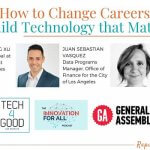 How to Change Careers and Build Technology that Matters