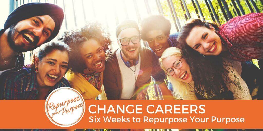 Six Weeks to Change Careers