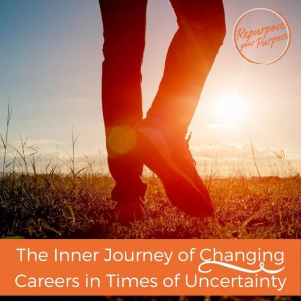 Change Careers in Times of Uncertainty