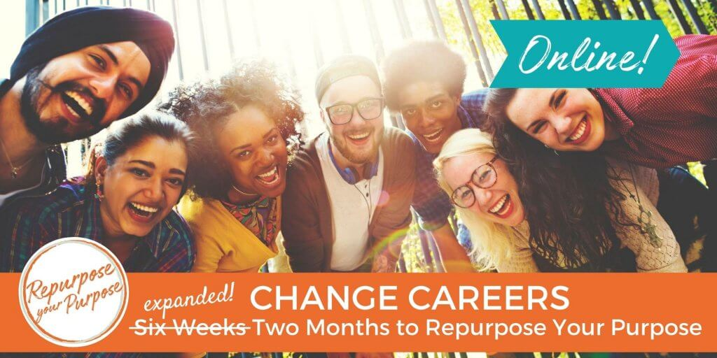 The Group Program to Change Careers - Expanded!