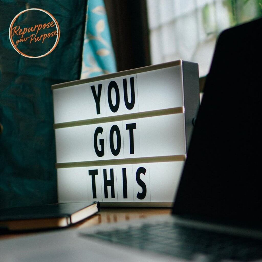 How to Reclaim Your Power to Shift Careers