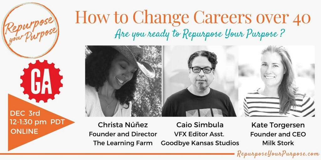 How to Change Careers over 40