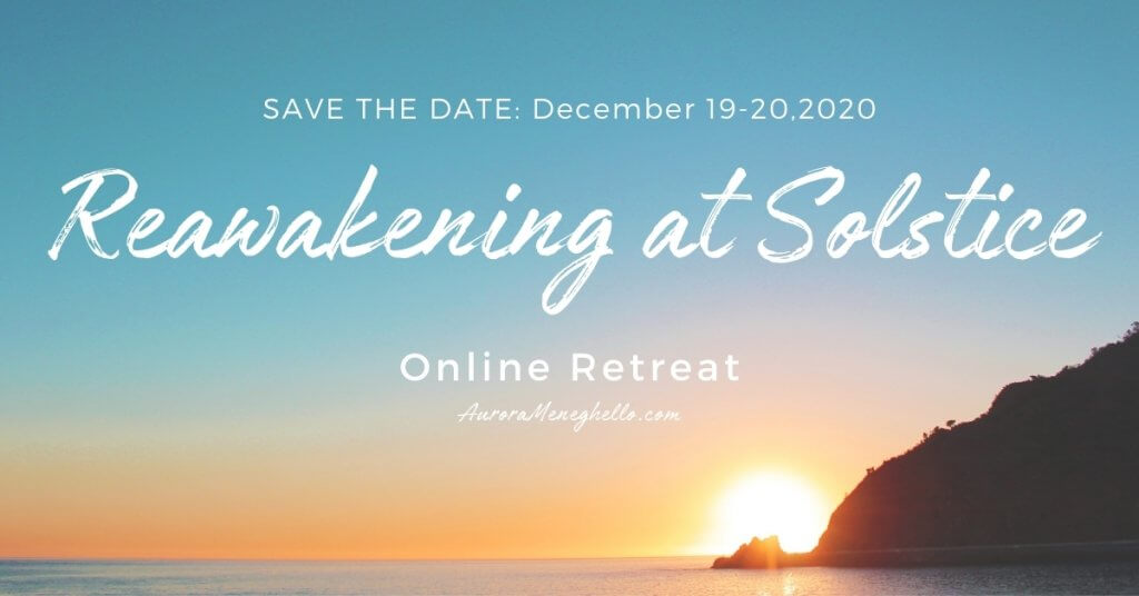 Reawakening at Solstice - Virtual Retreat