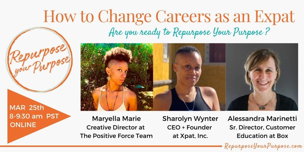 How to Change Careers as an Expat