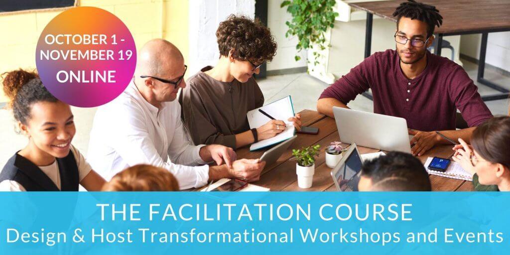 The Facilitation Course - October 1st to November 19