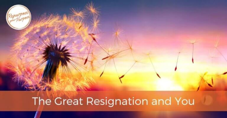The Great Resignation and You